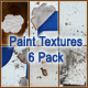 Rough Paint Textures - 6 Pack - GraphicRiver Item for Sale