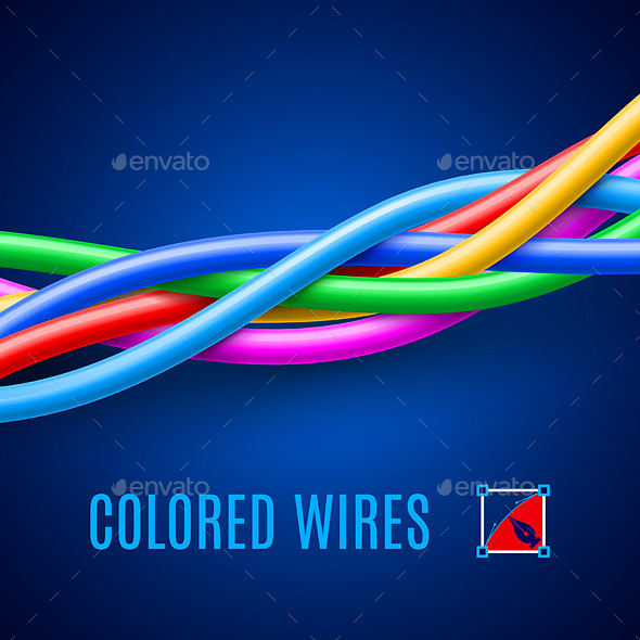 Wires - Backgrounds Decorative