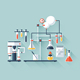 Chemistry Laboratory - GraphicRiver Item for Sale