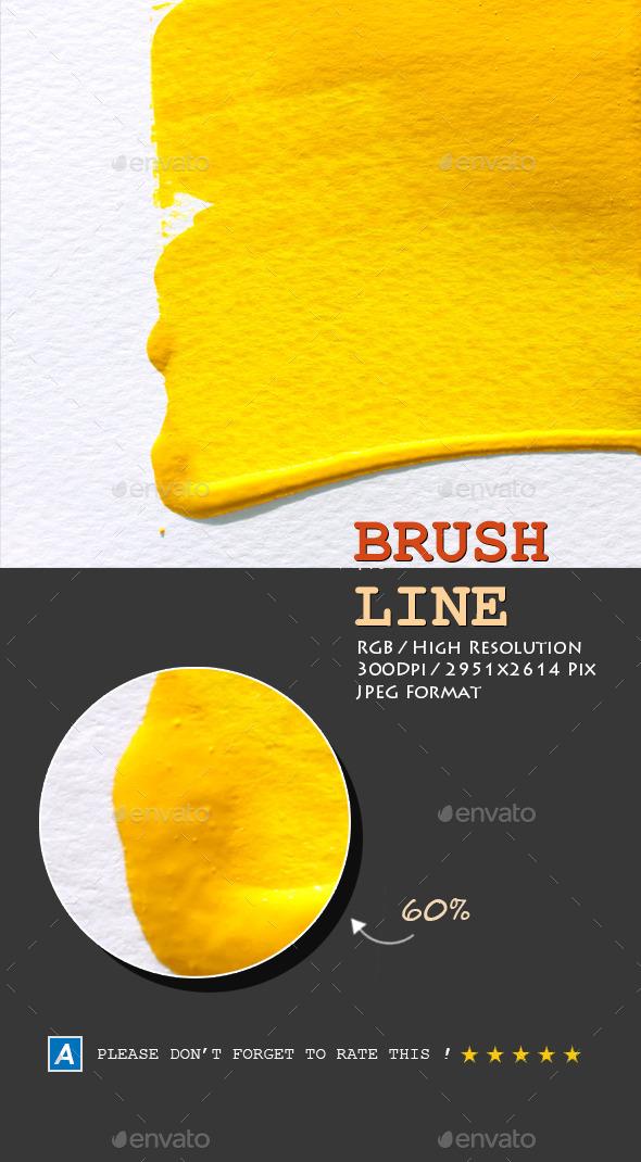 Brush Stroke  - Backgrounds Graphics