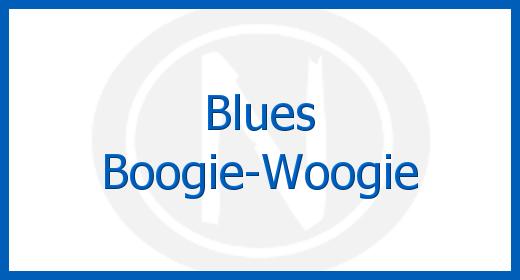 Blues, Boogie-Woogie