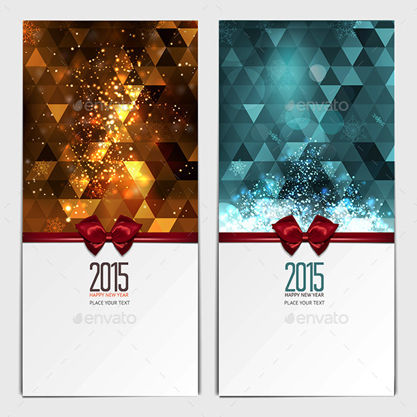 Christmas Greeting Cards - New Year Seasons/Holidays