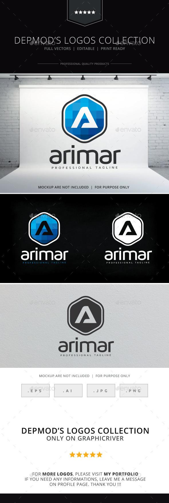 Arimar Logo - Letters Logo Templates