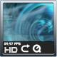 Digital Blue Screen Background Loop - VideoHive Item for Sale