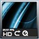 Digital Blue Screen 02 Background Loop - VideoHive Item for Sale