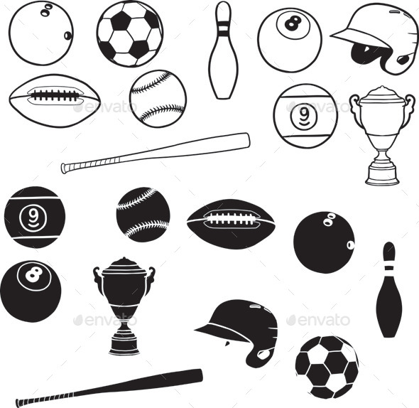 Sport Element - Man-made Objects Objects