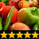 Display Of Fruit And Vegetables - VideoHive Item for Sale