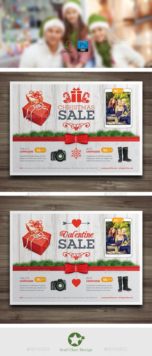 Special Day Sale Flyer Templates - Corporate Flyers