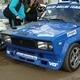 Sport Car Engine With Revving
