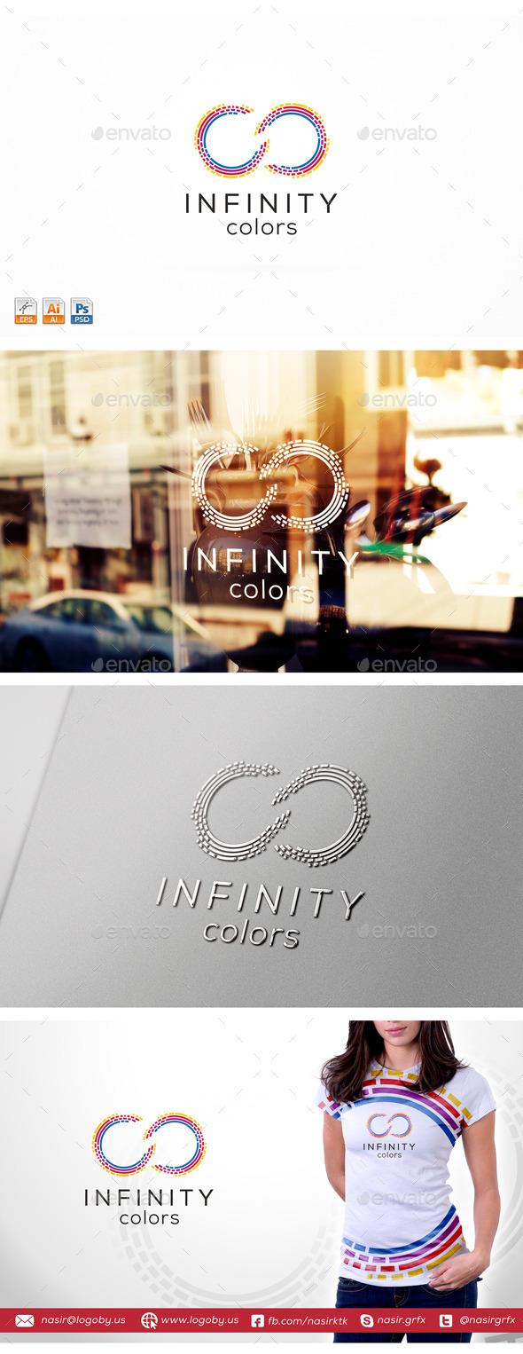 Infinity Development - Symbols Logo Templates