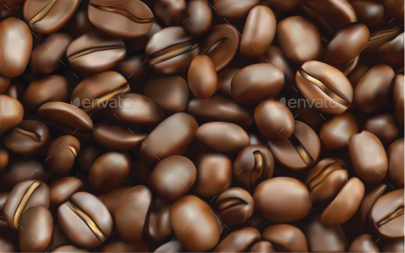 Coffee Background - Backgrounds Decorative