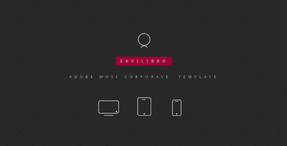 EKVILIBRO - Corporate Muse Templates