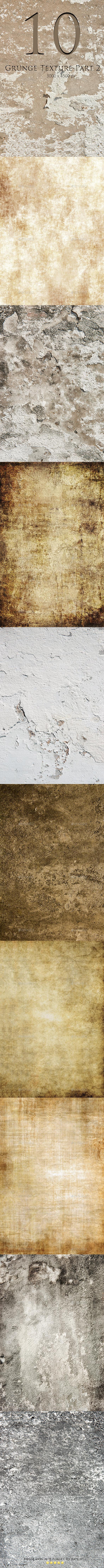 10 Grunge Texture Part 2 - Textures