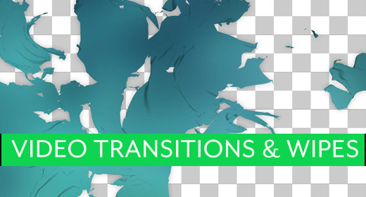 Top Video Transitions & Wipes