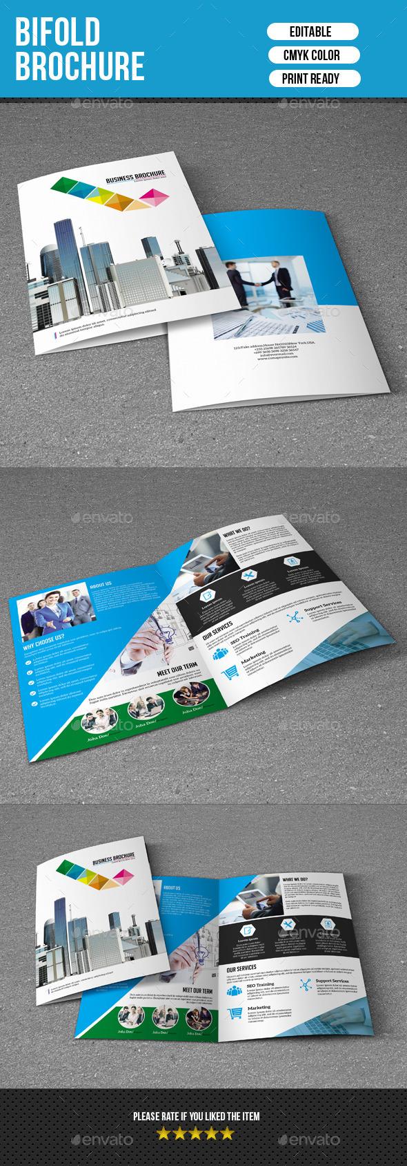 Corporate Bifold Brochure-V176 - Corporate Brochures