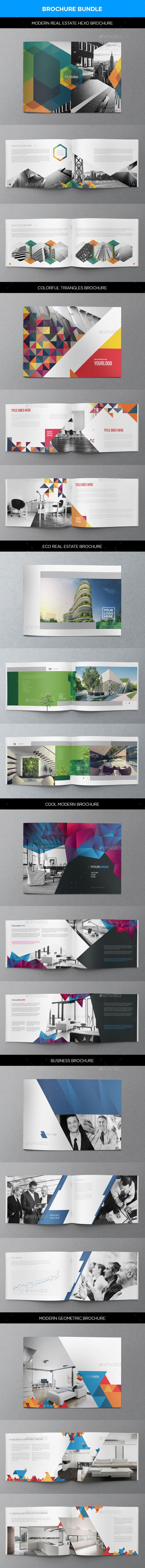 Brochure Bundle Pack - Brochures Print Templates