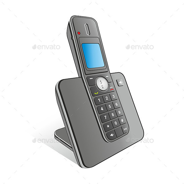 Telephone - Technology Conceptual