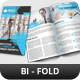 Creative Corporate Bi-Fold Brochure Vol 30 - GraphicRiver Item for Sale
