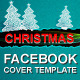 Christmas Facebook Cover Template - GraphicRiver Item for Sale