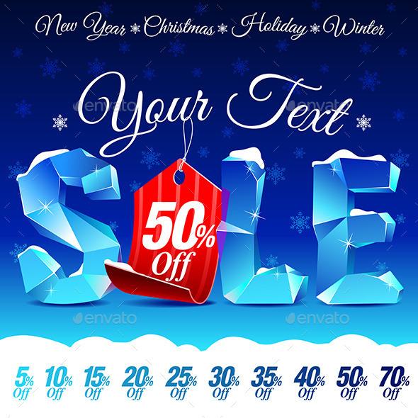 Christmas Sale Discount - Christmas Seasons/Holidays