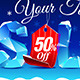Christmas Sale Discount - GraphicRiver Item for Sale