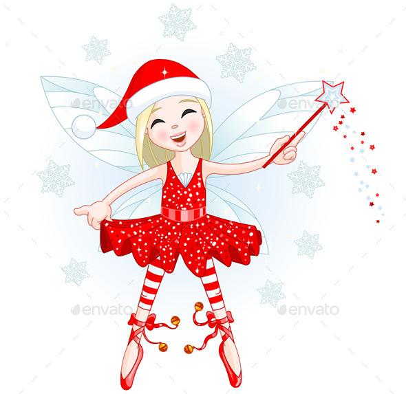 Christmas Fairy - Christmas Seasons/Holidays