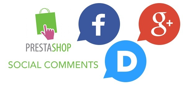 Prestashop Social Comments - CodeCanyon Item for Sale