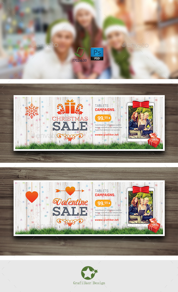 Special Day Sale Cover Templates - Facebook Timeline Covers Social Media