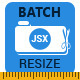 JSX Batch Resize for Adobe Photoshop - GraphicRiver Item for Sale