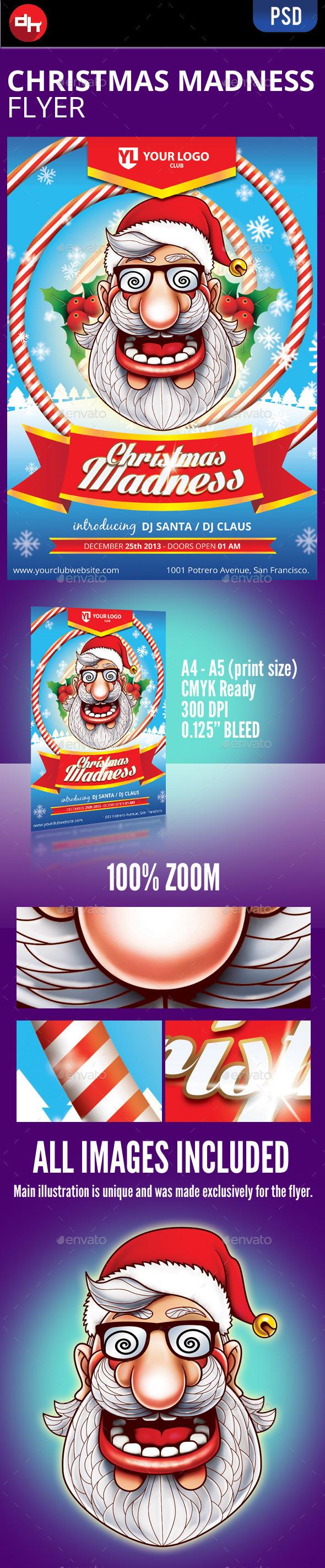 Christmas Madness - Holidays Events