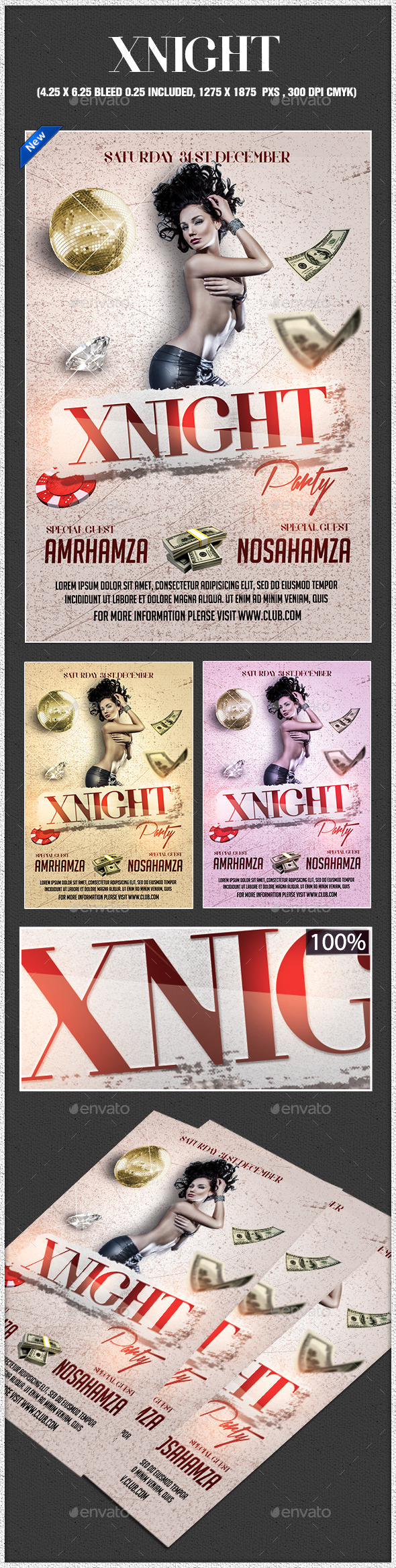 Xnight - Clubs & Parties Events