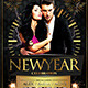 New Year Celebration Flyer Template - GraphicRiver Item for Sale