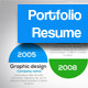 Portfolio & Resume - VideoHive Item for Sale