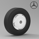 Mercedes Benz Bus Wheel
