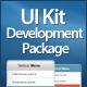 UI Kit  - GraphicRiver Item for Sale
