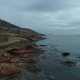 Rocky Coast at Nightfall - VideoHive Item for Sale