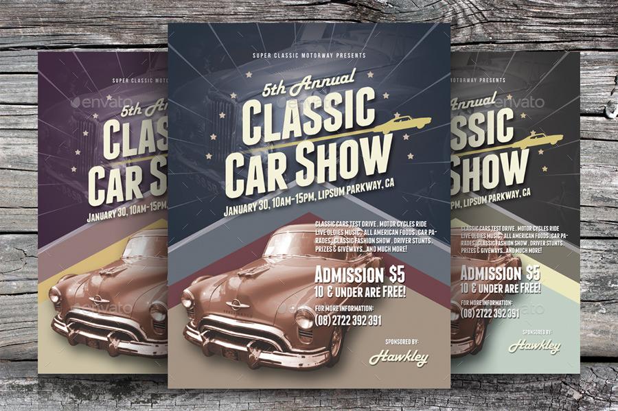 car show flyers - Jcmanagement.co