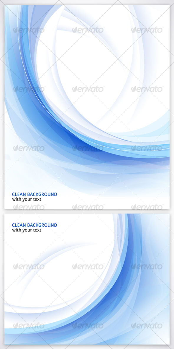 Abstract backgrounds - vector - Backgrounds Business