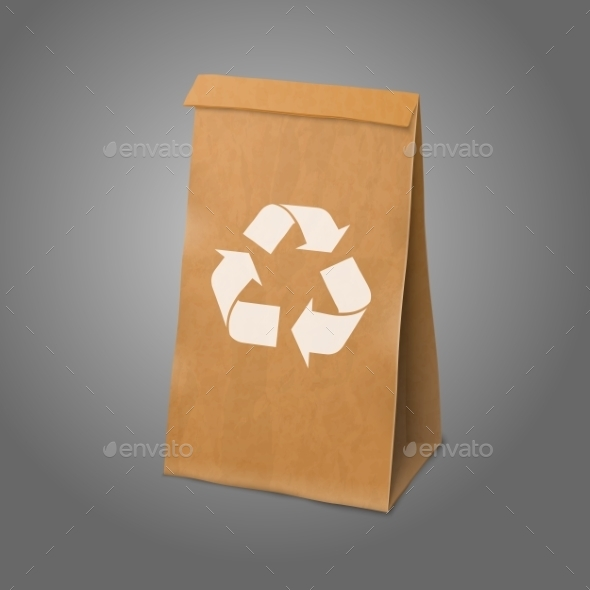 Packaging Bag - Man-made Objects Objects
