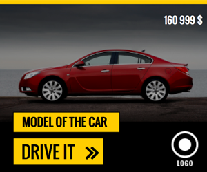 new car ad banner template gwd by hans108 codecanyon