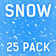 Snow Overlays Pack - VideoHive Item for Sale
