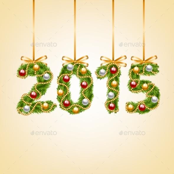 Figures of 2015 - New Year Seasons/Holidays