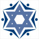 Jewish Community Logo - GraphicRiver Item for Sale