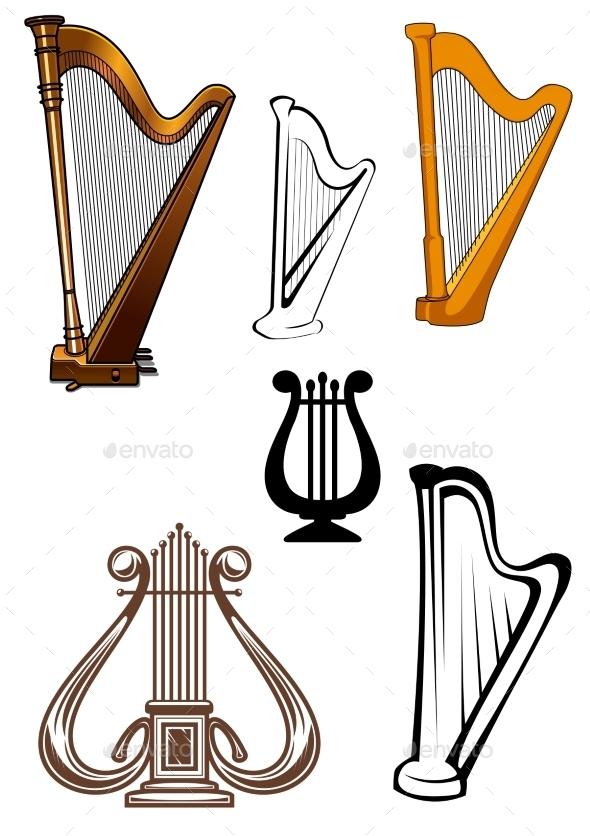 Instruments - Objects Vectors