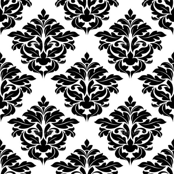 Foliage Ornament - Patterns Decorative