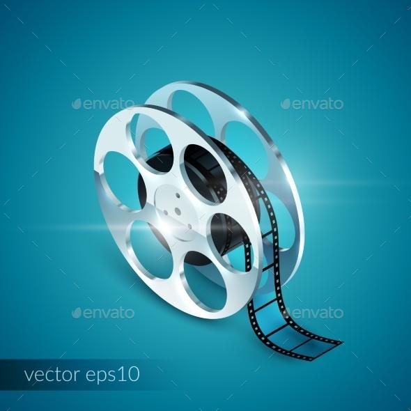 Film Reel Realistic - Icons