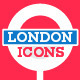 World Landmark Icons - Vol. 3 (London) - GraphicRiver Item for Sale