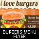 Burger Flyer Template - GraphicRiver Item for Sale