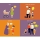 Family with Children Concept - GraphicRiver Item for Sale