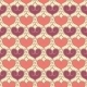 Pattern with Hearts - GraphicRiver Item for Sale